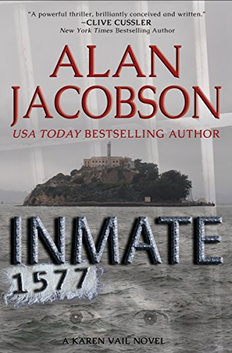 9781497664463: Inmate 1577 (The Karen Vail Novels)