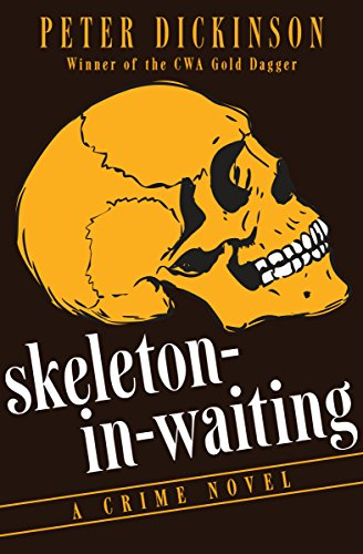 9781497684423: Skeleton-in-Waiting: A Crime Novel (The Princess Louise Mysteries)