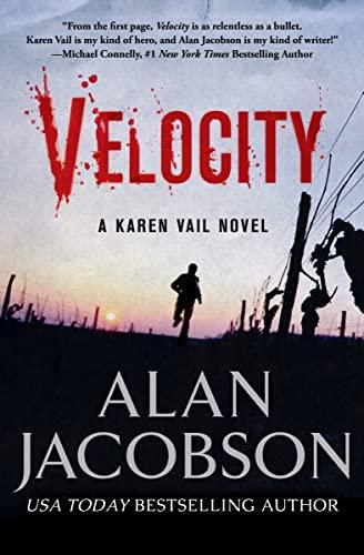 9781497692084: Velocity (The Karen Vail Novels) (Volume 3)