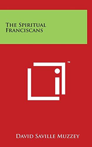9781497854857 - Muzzey, David Saville: The Spiritual Franciscans - Book