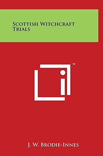 9781497903487: Scottish Witchcraft Trials