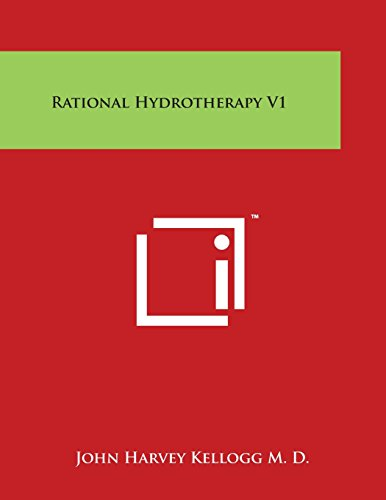 9781498128209: Rational Hydrotherapy V1