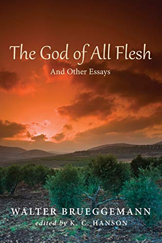 9781498206440: The God of All Flesh: And Other Essays