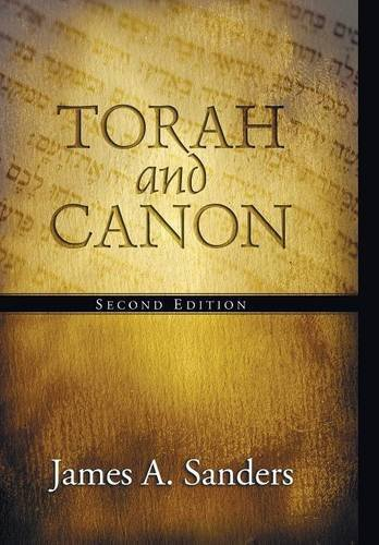 9781498210249: Torah and Canon