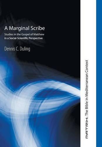 9781498211918: A Marginal Scribe