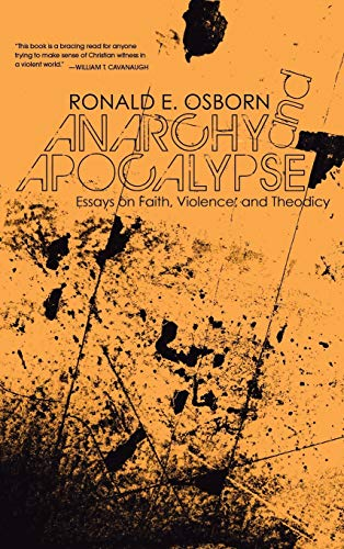 9781498212205: Anarchy and Apocalypse