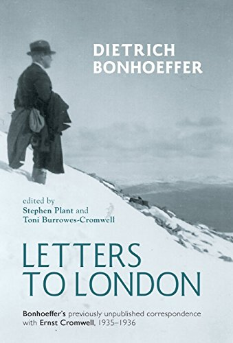 9781498217033: Letters to London