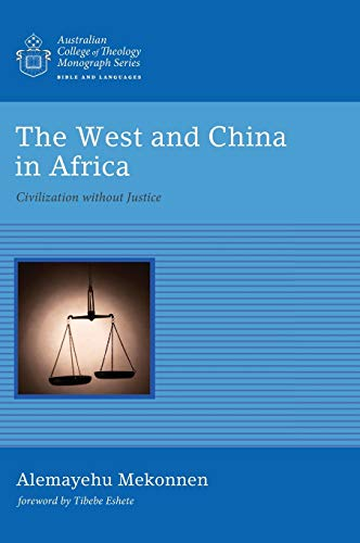 9781498220200: The West and China in Africa