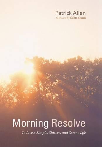 9781498223560: Morning Resolve