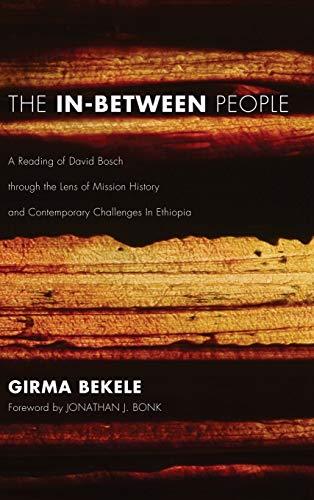 9781498255479: The In-Between People