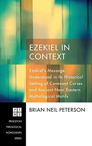 9781498256636: Ezekiel in Context