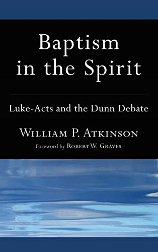 9781498258616: Baptism in the Spirit
