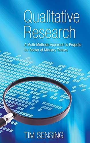 9781498259880: Qualitative Research