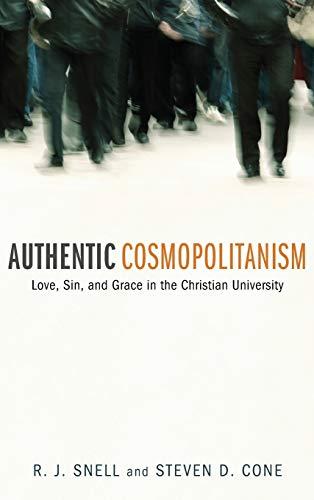 9781498260350: Authentic Cosmopolitanism