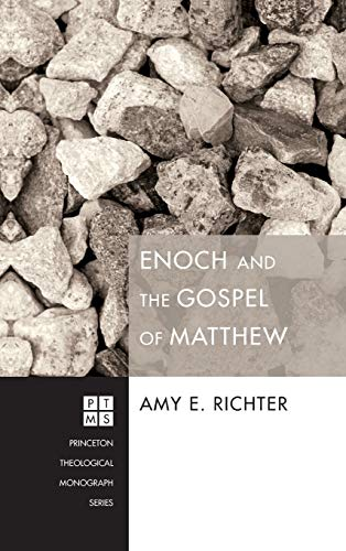 9781498261074: Enoch and the Gospel of Matthew
