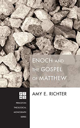 9781498261074: Enoch and the Gospel of Matthew