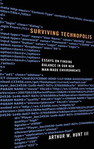 9781498265966: Surviving Technopolis