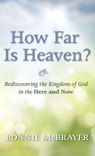 9781498266314: How Far Is Heaven?