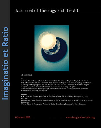 9781498280440: Imaginatio Et Ratio: A Journal of Theology and the Arts 2015