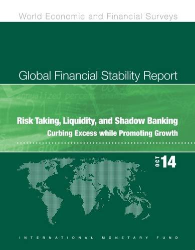 Global Financial Stability Report, October 2014: Risk Taking, Liquidity, and Shadow Banking: ...