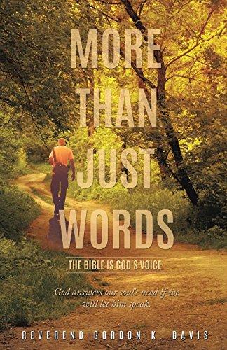More Than Just Words: Reverend Gordon K. Davis