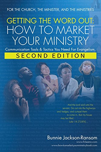 9781498403344: Getting the Word Out: How to Market Your Ministry