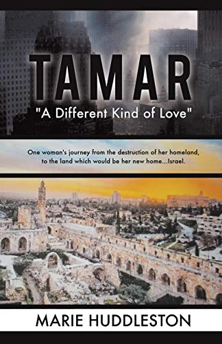 "TAMAR ""A Different Kind of Love"": HUDDLESTON, MARIE"