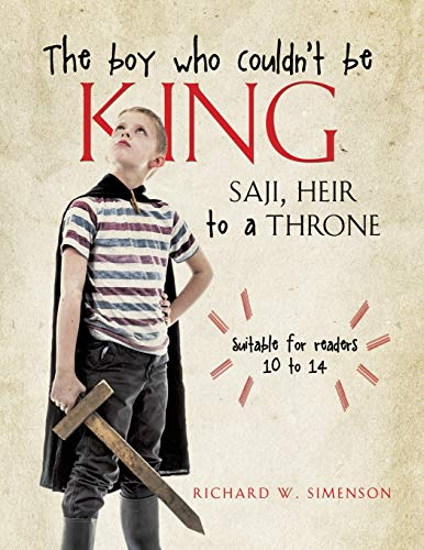 The Boy Who Couldn t Be King (Paperback)