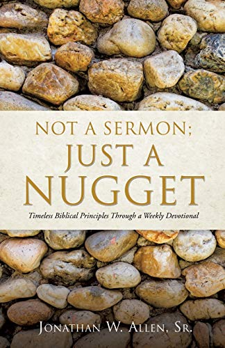 9781498450737: Not a Sermon: Just a Nugget