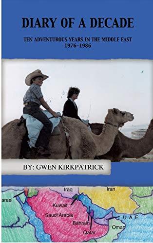 DIARY OF A DECADE: Gwen Kirkpatrick