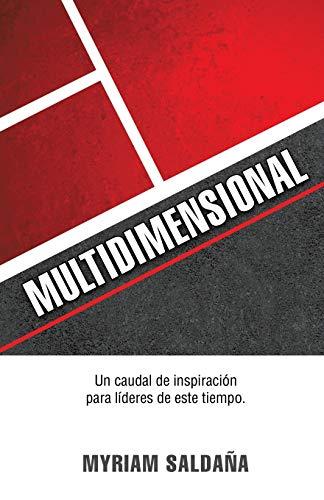 9781498455411: Multidimensional (Spanish Edition)