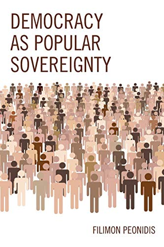 9781498515375: Democracy as Popular Sovereignty