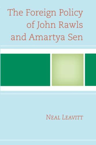 9781498515474: FOREIGN POLICY JOHN RAWLS AMP AMPB