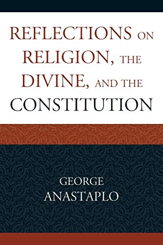 9781498521086: Reflections on Religion, the Divine, and the Constitution