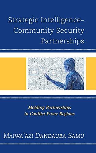 STRATEGIC INTELLIGENCE COMMUNITY SECURIT Format: Hardcover: DANDAURA-SAMU, MAIWA'AZI