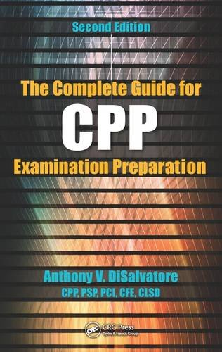 9781498705226: The Complete Guide for CPP Examination Preparation, 2nd Edition