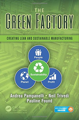9781498707855: The Green Factory: Creating Lean and Sustainable Manufacturing