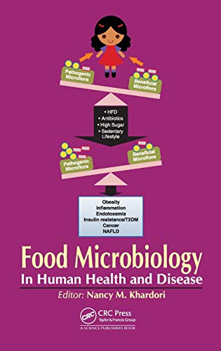 9781498708784: Food Microbiology: In Human Health and Disease