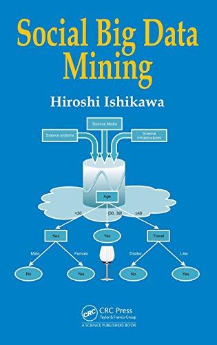 9781498710930: Social Big Data Mining