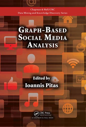 9781498719049: Graph-Based Social Media Analysis (Chapman & Hall/CRC Data Mining and Knowledge Discovery Series)