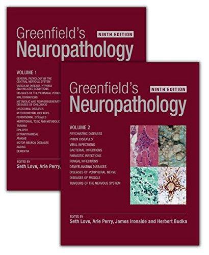 Greenfield's Neuropathology: love