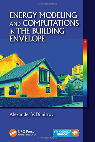 9781498723206: Energy Modeling and Computations in the Building Envelope