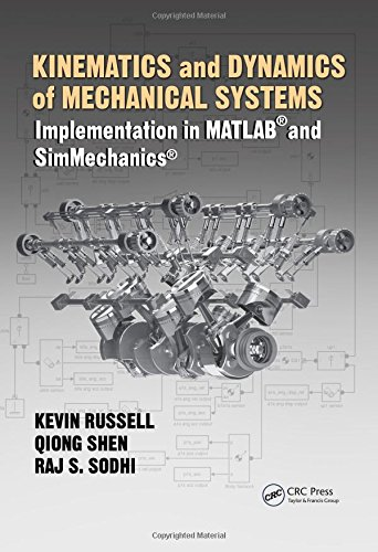 9781498724937: Kinematics and Dynamics of Mechanical Systems: Implementation in MATLAB® and SimMechanics®