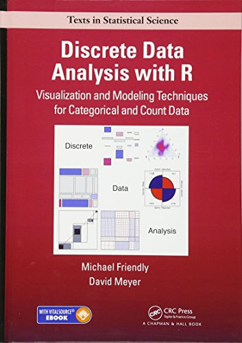 9781498725835: Visualizing Categorical Data with R (Chapman & Hall/CRC Texts in Statistical Science)