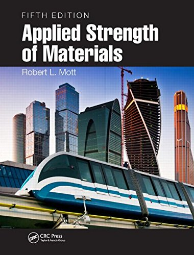 9781498725910: Applied Strength of Materials, Fifth Edition