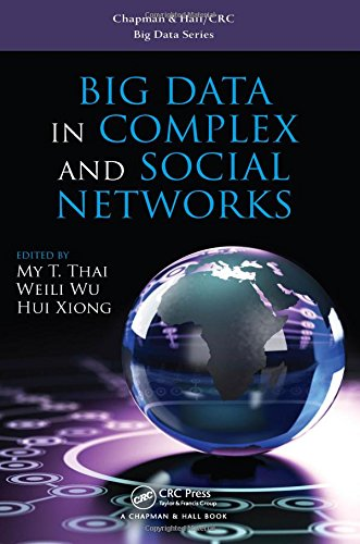 9781498726849: Big Data in Complex and Social Networks (Chapman & Hall/CRC Big Data Series)