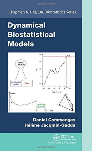 9781498729673: Dynamical Biostatistical Models (Chapman & Hall/CRC Biostatistics Series)