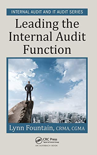 9781498730426: Leading the Internal Audit Function (Internal Audit and IT Audit)