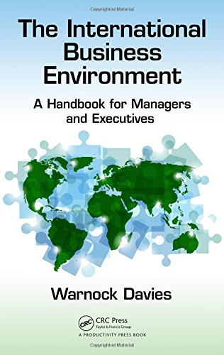 9781498731157: The International Business Environment: A Handbook for Managers and Executives