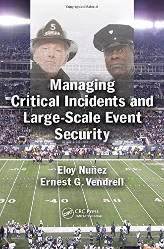 Managing Critical Incidents and Large-Scale Event Security (Hardcover)